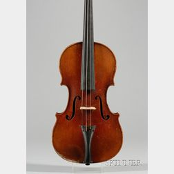 Markneukirchen Violin, Ernst Heinrich Roth Workshop, Markneukirchen, 1925