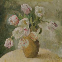 Nan Watson (American, 1876-1966)      Tulips