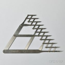 Stainless Steel Equal Spacing Divider