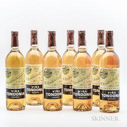 R. Lopez de Heredia Vina Tondonia Reserva Blanco 1991, 7 bottles