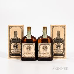 Old Overholt 11 Years Old 1921, 2 pint bottles (oc) Spirits cannot be shipped. Please see http://bit.ly/sk-spirits for more info.