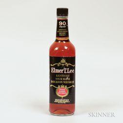 Elmer T Lee Single Barrel, 1 750ml bottle