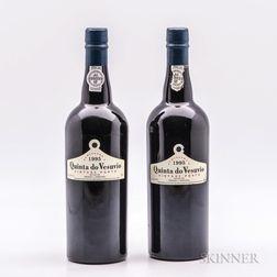 Quinta do Vesuvio Vintage Port 1995, 2 bottles