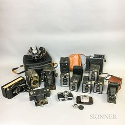 Eighteen Cameras