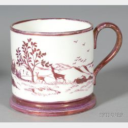 Wedgwood Alfred Powell Decorated Bone China Mug