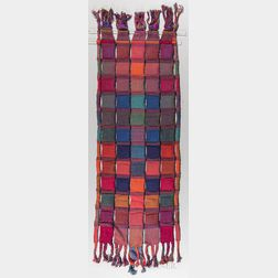 Dorothy Meredith (1906-1986) Space Banner   Tapestry