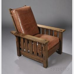 Arts & Crafts Morris Chair