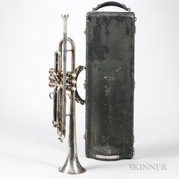 Trumpet, C.G. Conn 58B, Elkhart