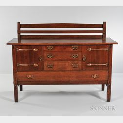 Gustav Stickley Sideboard