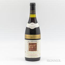 Guigal La Landonne 1981, 1 bottle