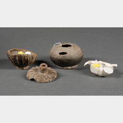 Three Korean Ceramics