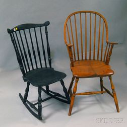 Two Windsor Chairs