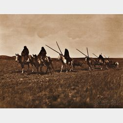 Photogravure by Edward S. Curtis (1868-1952)