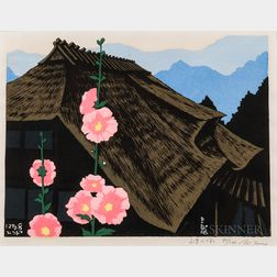 Four Shin Hanga   Prints