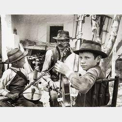 André Kertész (Hungarian/American, 1894-1985)      Ten Photographs from the Portfolio A Hungarian Memory