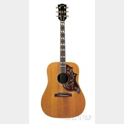 American Guitar, Gibson Incorporated, Kalamazoo, 1967, Model Hummingbird