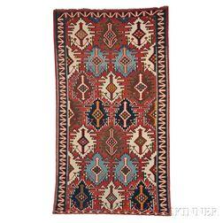 Kuba Kilim Carpet