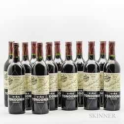 R. Lopez de Heredia Vina Tondonia Reserva 2001, 12 bottles