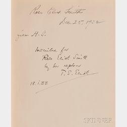 Eliot, Thomas Stearns (1888-1965)