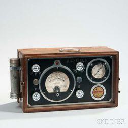 Vintage Richfield Air/Fuel Ratio Analyzer