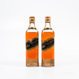 Johnnie Walker Black Label 12 Years Old, 2 4/5 quart bottles Spirits cannot be shipped. Please see http://bit.ly/sk-spirits for more...