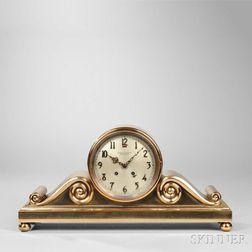 Chelsea Tambour #2 Mantel Clock