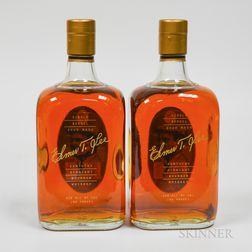 Elmer T Lee Single Barrel, 2 750ml bottles