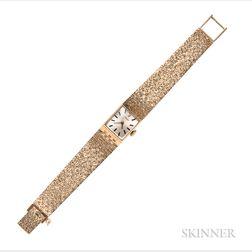 14kt Gold Wristwatch, Rolex