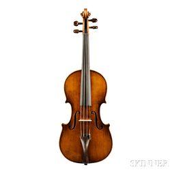 Modern German Violin, Karl Herrman, Markneukirchen, c. 1920