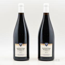 Ballot Millot & Fils Pommard Les Pezerolles 2013, 2 magnums
