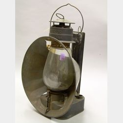 Dietz No. 30 Beacon Kerosene Lantern.