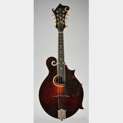 American Mandolin, Gibson Mandolin-Guitar Company, c. 1917, Style F-4