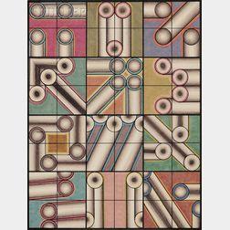 Robert P. Gordy (American, 1933-1986)      Color-Form Study