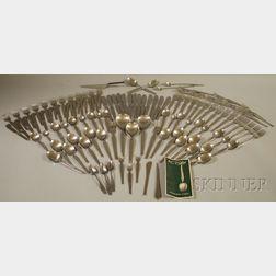 100-piece Lundtofte Modern Stainless Steel Flatware Set