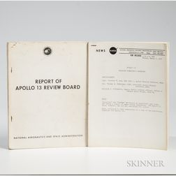 Apollo 13, Mission Director's Briefing [and] Report of the Review Board.