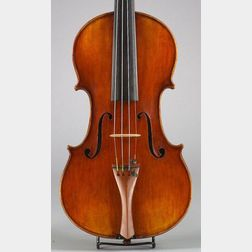 Italian Violin, School of Romeo Antoniazzi, possibly Camillo Mandelli
