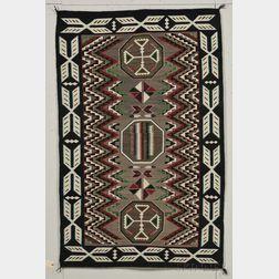 Navajo Teec Nos Pos Weaving