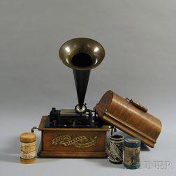"Model ""A"" Edison Standard Phonograph"