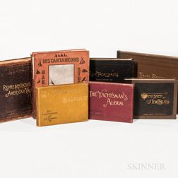 Yachting and Marine Books, Eight Titles.