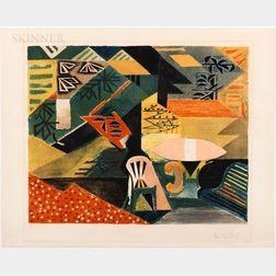 André Lhote (French, 1885-1962)      Printemps