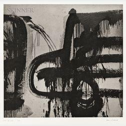 Aaron Siskind (American, 1903-1991)      Lima 55