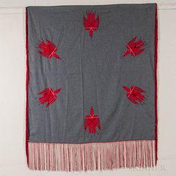 Navajo Wool Shawl