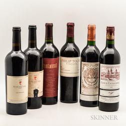 Worldwide Reds, 6 bottles