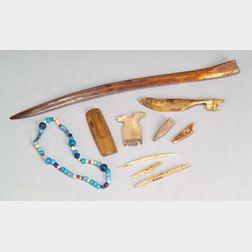 Ten Inuit Items