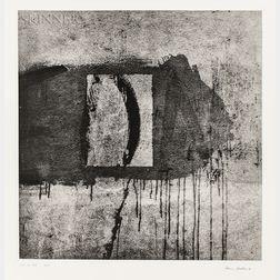 Aaron Siskind (American, 1903-1991)      Lima 101