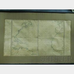 (Maps and Charts, Atlantic Ocean)