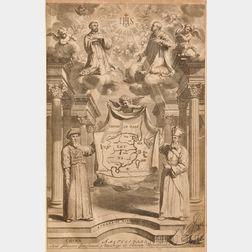 Kircher, Athanasius (1602-1680) Toonneel van China