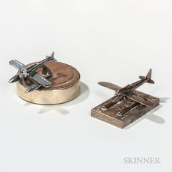 Two Commemorative Aviation Items