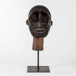 Bamun Head Crest, Tungungu