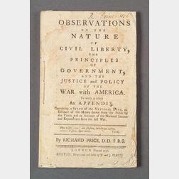 (Paine, Robert Treat (1731-1814), His Copy)